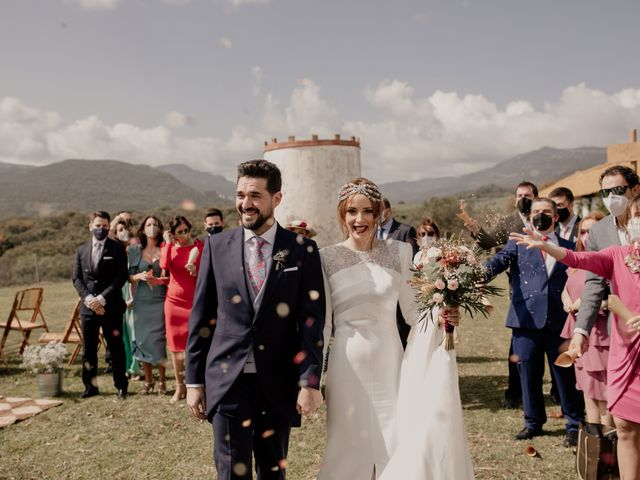 La boda de Kiko y Patricia en Los Barrios, Cádiz 61