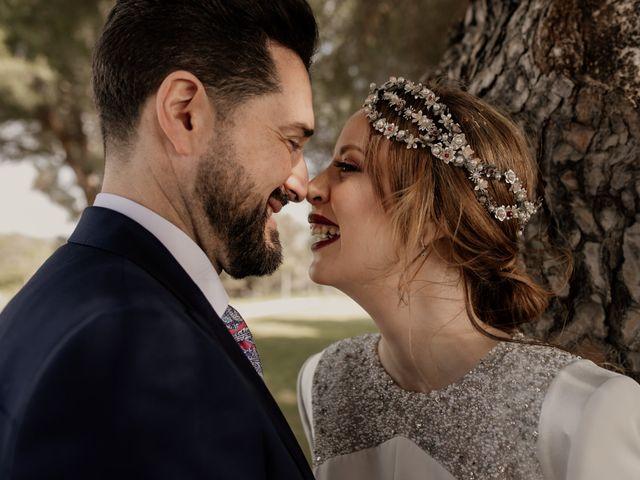 La boda de Kiko y Patricia en Los Barrios, Cádiz 2