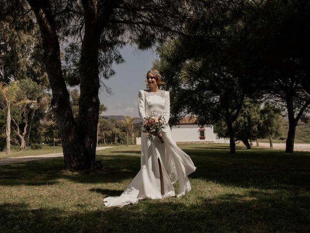 La boda de Kiko y Patricia en Los Barrios, Cádiz 73