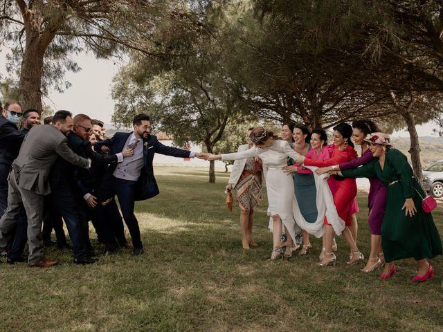 La boda de Kiko y Patricia en Los Barrios, Cádiz 75