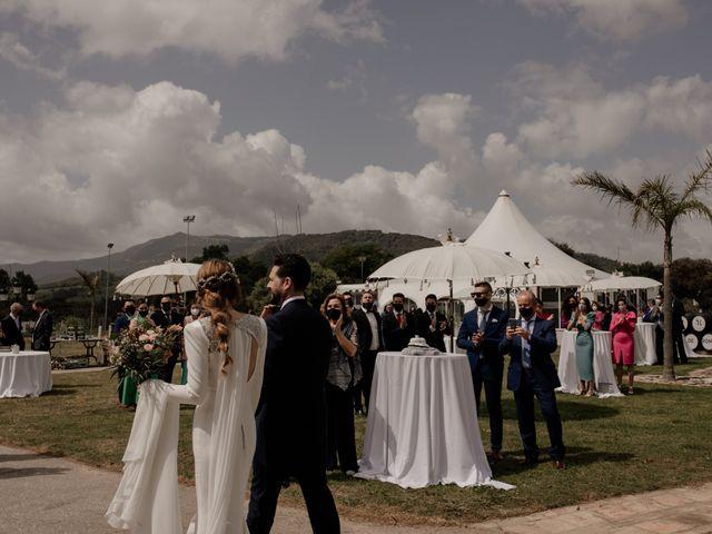La boda de Kiko y Patricia en Los Barrios, Cádiz 78