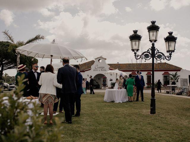 La boda de Kiko y Patricia en Los Barrios, Cádiz 80
