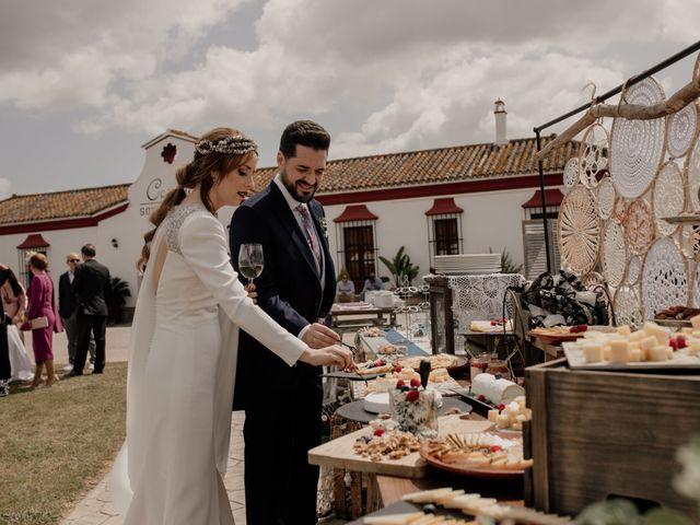La boda de Kiko y Patricia en Los Barrios, Cádiz 82