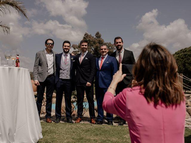 La boda de Kiko y Patricia en Los Barrios, Cádiz 86