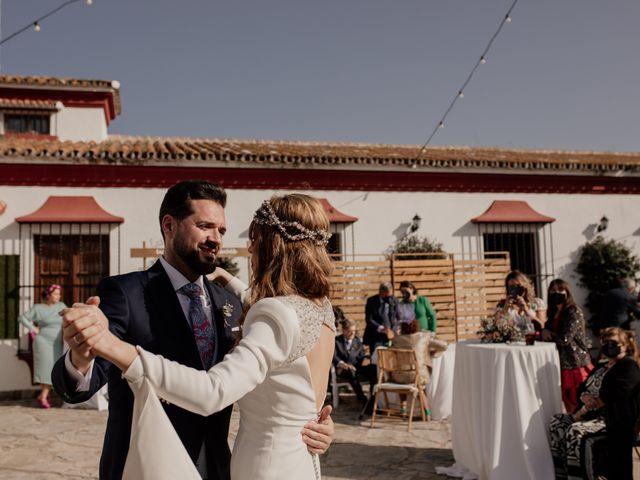 La boda de Kiko y Patricia en Los Barrios, Cádiz 95