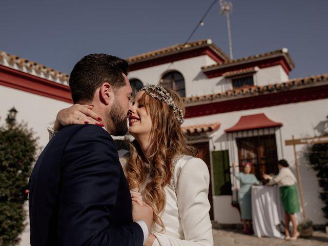 La boda de Kiko y Patricia en Los Barrios, Cádiz 96