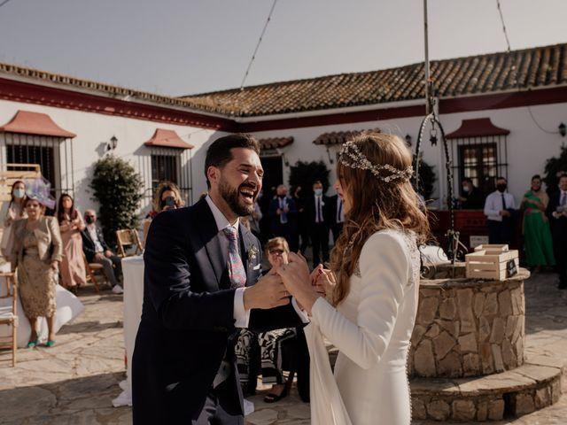 La boda de Kiko y Patricia en Los Barrios, Cádiz 97