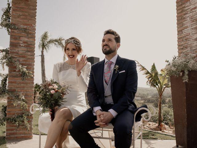 La boda de Kiko y Patricia en Los Barrios, Cádiz 56