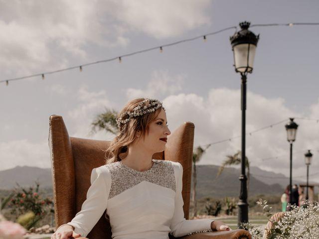 La boda de Kiko y Patricia en Los Barrios, Cádiz 65