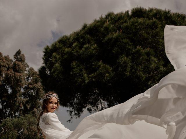 La boda de Kiko y Patricia en Los Barrios, Cádiz 70