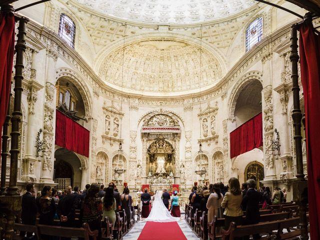 La boda de Iván y Rocío en Alcala De Guadaira, Sevilla 34