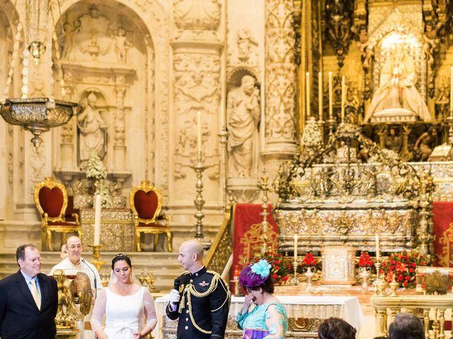 La boda de Iván y Rocío en Alcala De Guadaira, Sevilla 1
