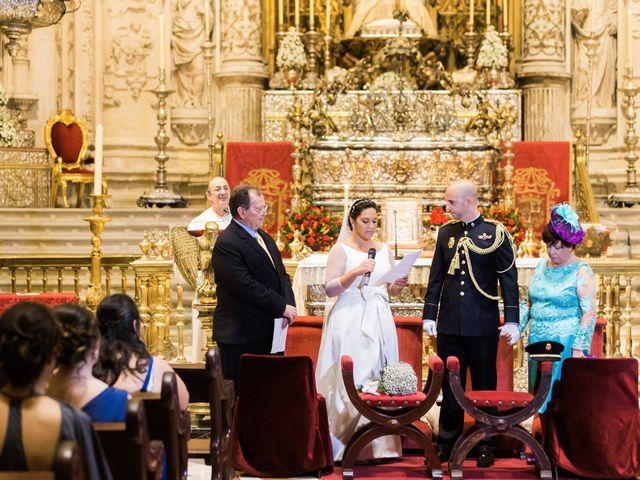 La boda de Iván y Rocío en Alcala De Guadaira, Sevilla 35