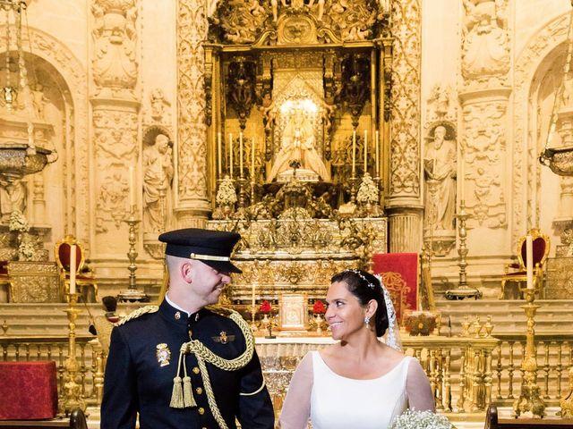 La boda de Iván y Rocío en Alcala De Guadaira, Sevilla 37