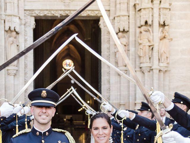 La boda de Iván y Rocío en Alcala De Guadaira, Sevilla 39