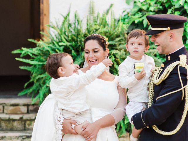 La boda de Iván y Rocío en Alcala De Guadaira, Sevilla 54