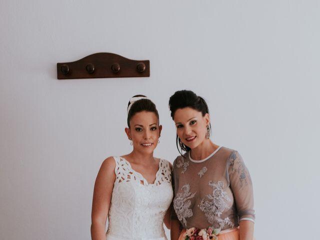 La boda de Isidro y Bea en Los Escullos, Almería 5