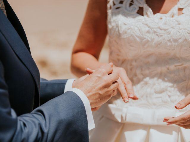 La boda de Isidro y Bea en Los Escullos, Almería 7