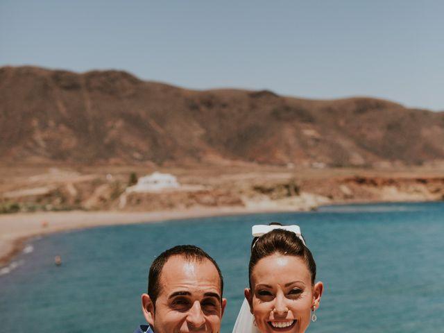 La boda de Isidro y Bea en Los Escullos, Almería 8