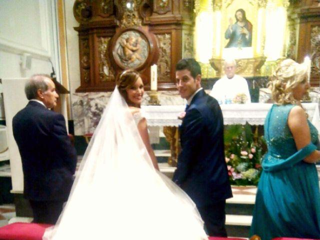 La boda de Oscar y Bea  en Benidorm, Alicante 1