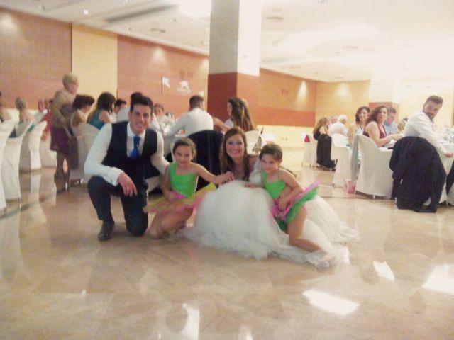La boda de Oscar y Bea  en Benidorm, Alicante 6