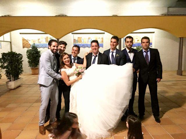 La boda de Oscar y Bea  en Benidorm, Alicante 7