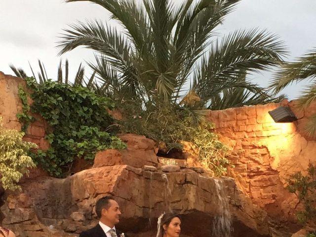 La boda de Eugenio y Raquel en Naquera, Valencia 2