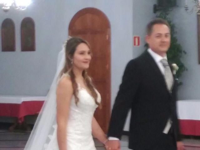 La boda de Eugenio y Raquel en Naquera, Valencia 3