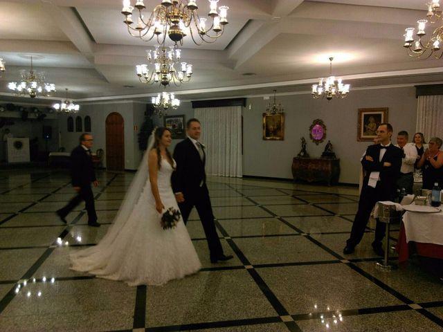 La boda de Eugenio y Raquel en Naquera, Valencia 1