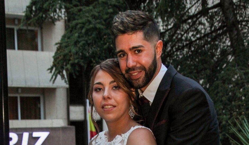 La boda de Beatriz y Iñaki en Toledo, Toledo