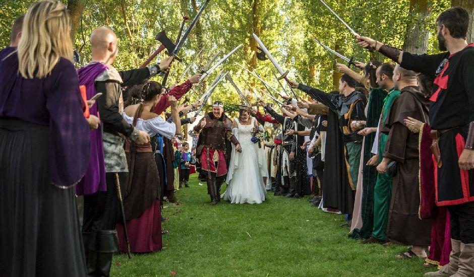 La boda de Juan y Mariluz en Saelices, Cuenca