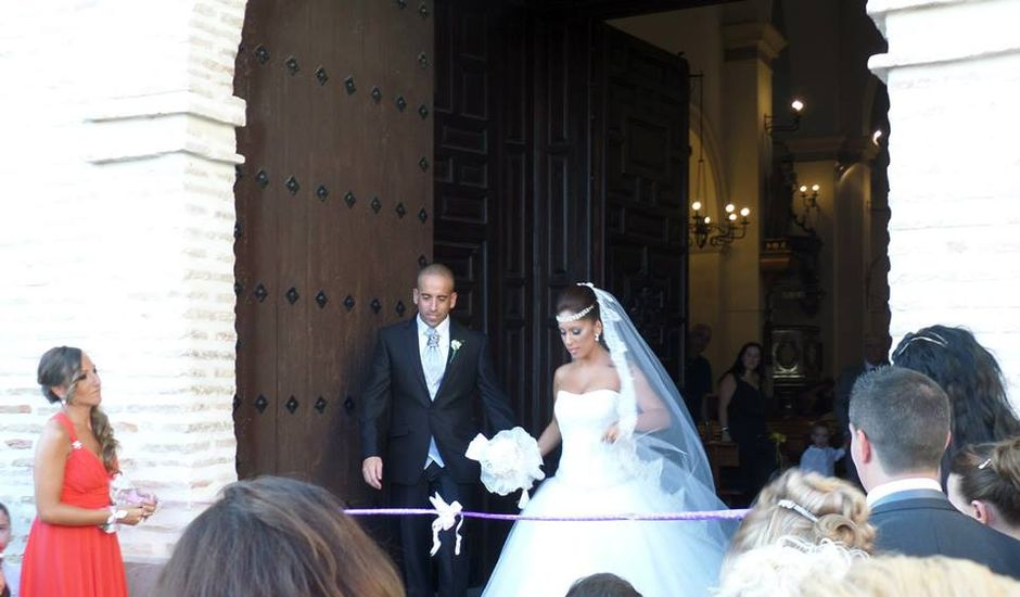 La boda de Lydia y Jose en Atarfe, Granada