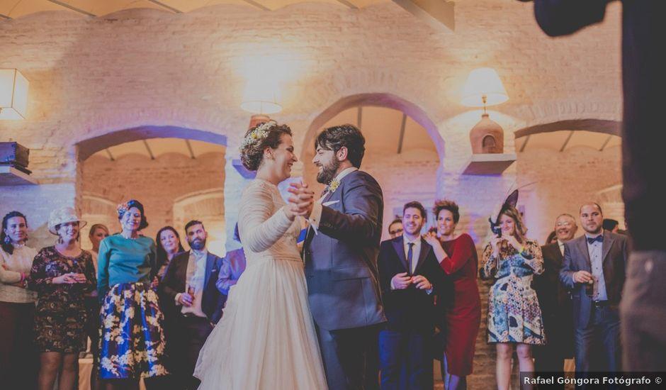 La boda de Enrique y Marina en Villanueva Del Ariscal, Sevilla