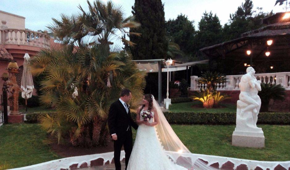 La boda de Eugenio y Raquel en Naquera, Valencia