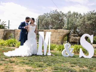 La boda de Sara y Marcos