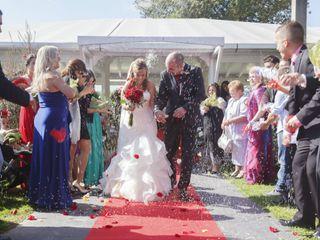 La boda de Belén y Julián 1