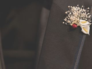 La boda de Paqui y Edu 2