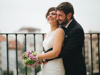 La boda de Rocio y Asier