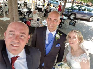 La boda de Cristina y Miguel Ángel 2