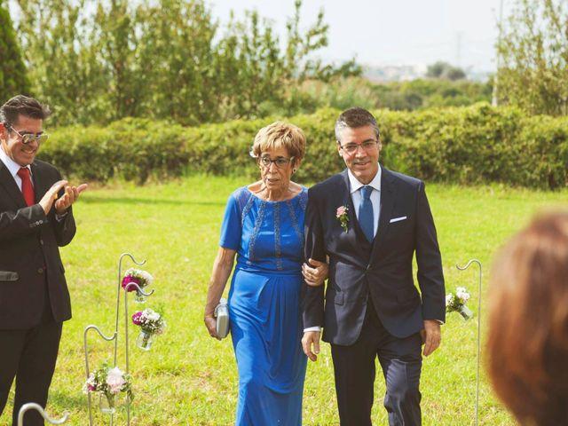 La boda de Javi y Gema en Riba-roja De Túria, Valencia 3
