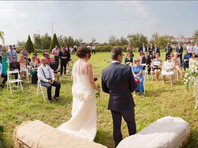 La boda de Javi y Gema en Riba-roja De Túria, Valencia 2