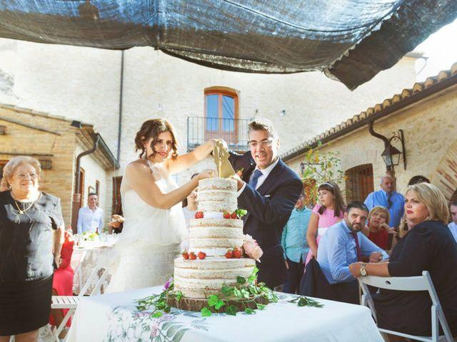 La boda de Javi y Gema en Riba-roja De Túria, Valencia 13