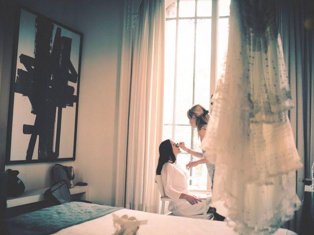 La boda de Dani y Judy en Sant Fost De Campsentelles, Barcelona 48