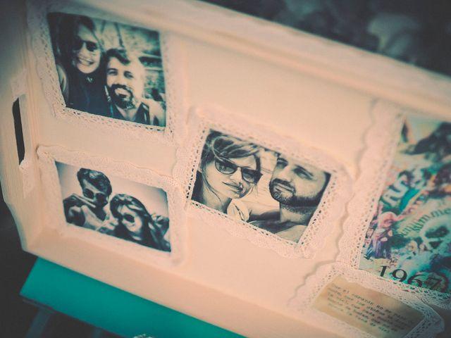 La boda de Dani y Judy en Sant Fost De Campsentelles, Barcelona 98