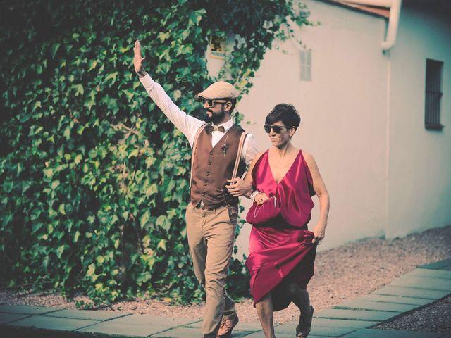 La boda de Dani y Judy en Sant Fost De Campsentelles, Barcelona 101
