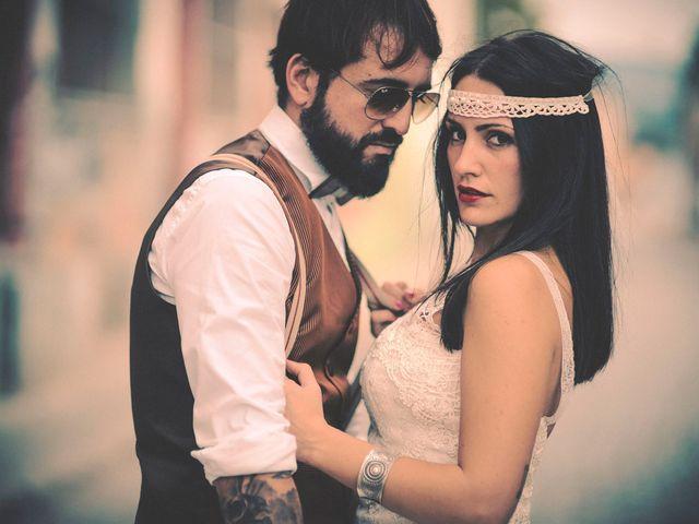 La boda de Dani y Judy en Sant Fost De Campsentelles, Barcelona 146