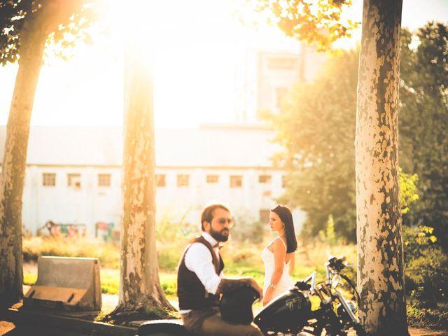La boda de Dani y Judy en Sant Fost De Campsentelles, Barcelona 159