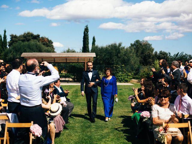 La boda de Josep y Mercedes en Llers, Girona 16