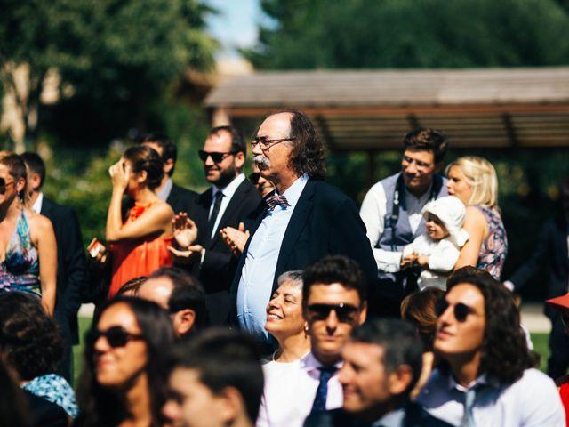 La boda de Josep y Mercedes en Llers, Girona 17
