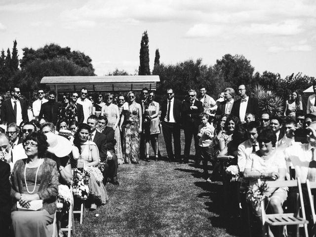 La boda de Josep y Mercedes en Llers, Girona 22